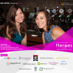 Latinos Progresando 6/19/14 Tomorrow's Heroes Today & the Chicago Bar Foundation's Spring Into Summer Events