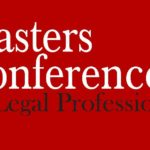 For 2nd Year In A Row, I'll Be Speaking at The Masters Conference for Legal Professionals Chicago